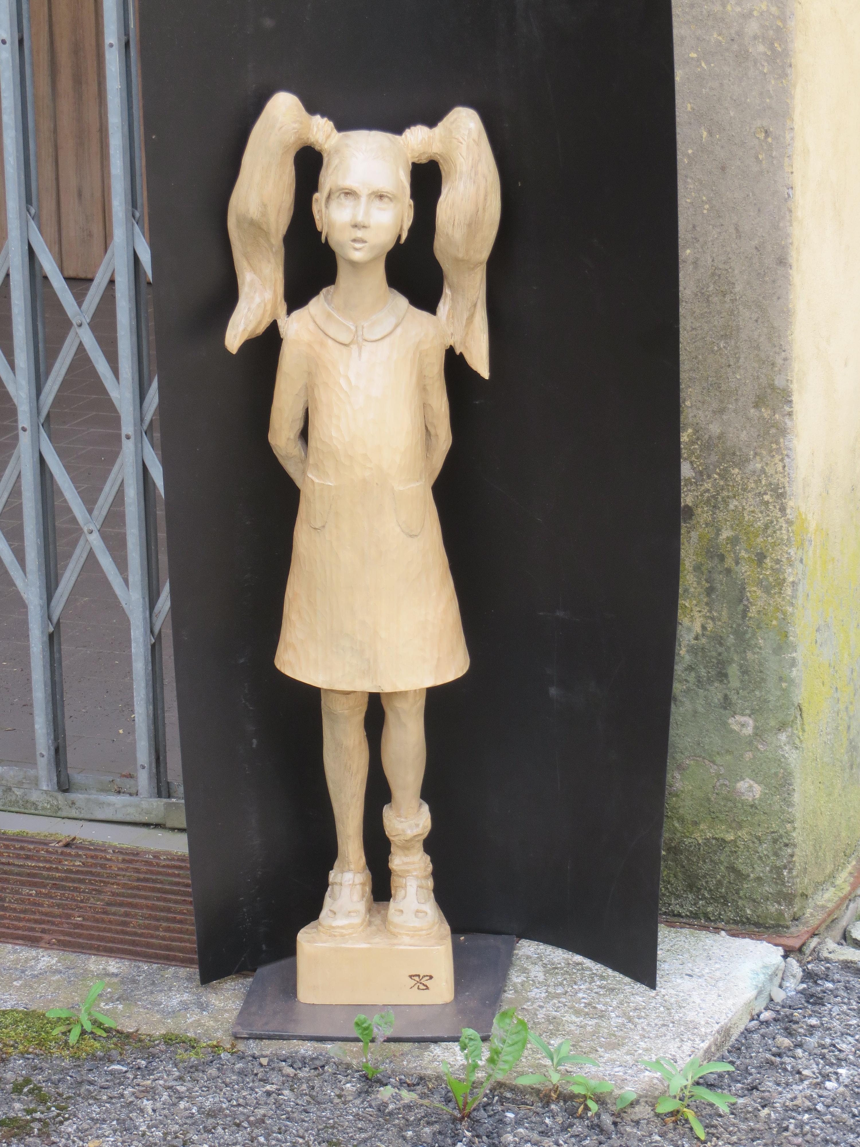 scultura isola di fondra