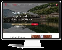 Fondazione FS homepage